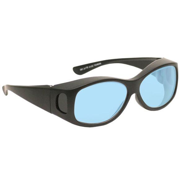 Didymium Glasses - Fit Over - Black