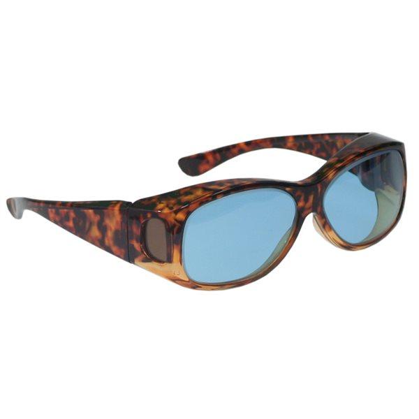 Didymium Glasses - Fit Over - Tortoise