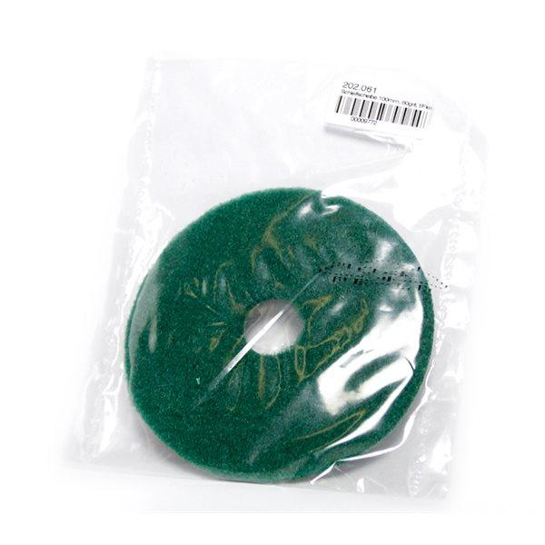Diamond Pad - 100mm - 60 grit - Green