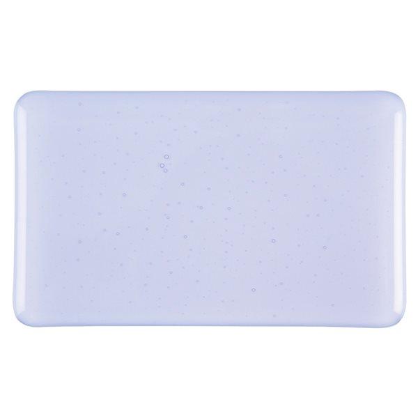Bullseye Purple Blue - Tint - Transparent - 3mm - Fusible Glass Sheets