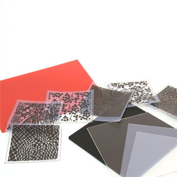 Photo Polymer Plate - Starter Kit
