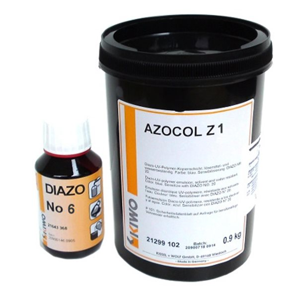 Azocol Emulsion Set - 900+100g