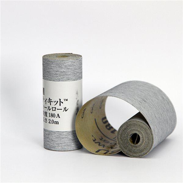 Schleifpapier - Selbstklebend - 180 Grit - Rolle