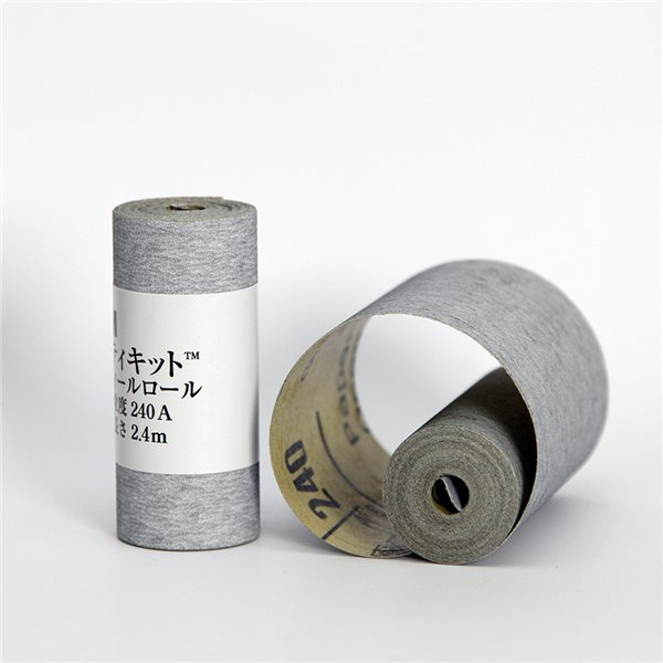 Schleifpapier - Selbstklebend - 240 Grit - Rolle