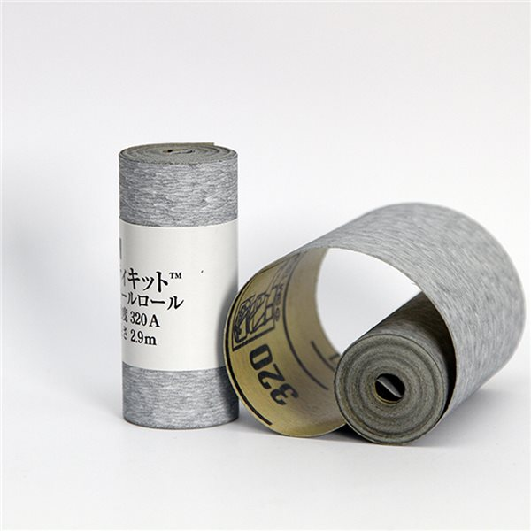 Schleifpapier - Selbstklebend - 320 Grit - Rolle