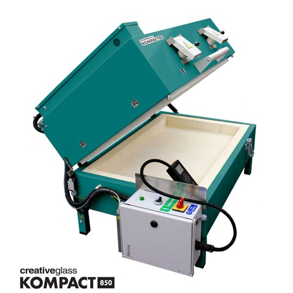 Creative Glass Kompact 850 - Glass Kiln