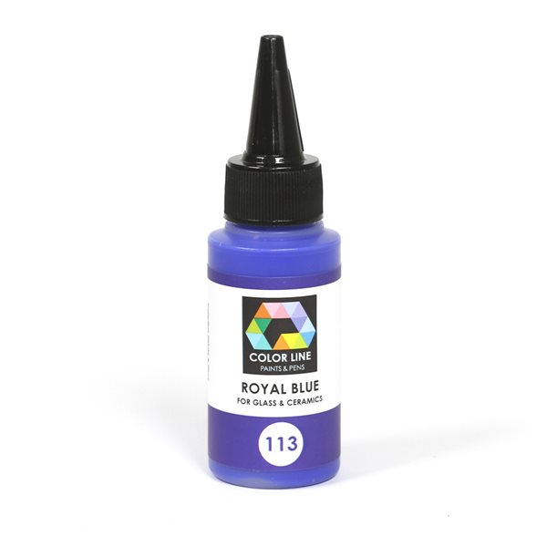 Color Line Pen - Royal Blue - 62g / 2.2oz