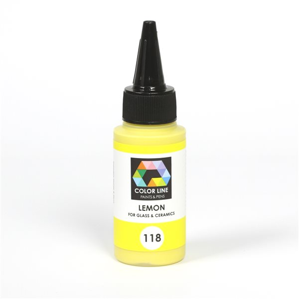Color Line Pen - Lemon - 62g / 2.2oz