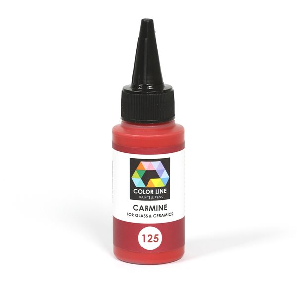 Color Line Pen - Carmine - 62g / 2.2oz