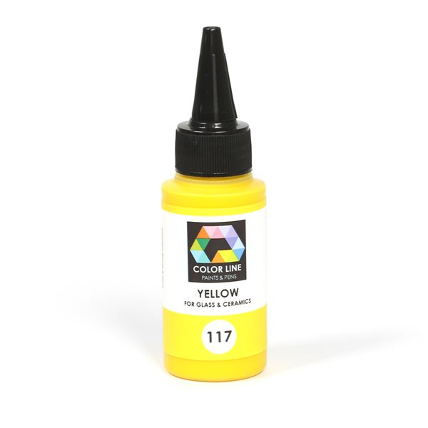 Color Line Pen - Yellow - 62g / 2.2oz