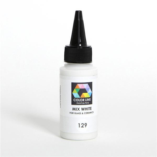 Color Line Pen  - Mixing White - 62g / 2.2oz