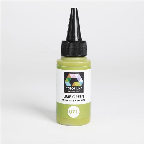 Color Line Pen - Lime Green - 62g / 2.2oz