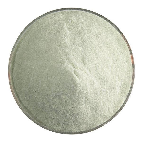 Bullseye Frit - Fern Green - Powder -  450g - Transparent