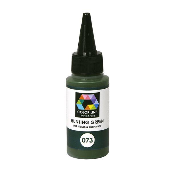Color Line Pen - Hunting Green - 62g / 2.2oz
