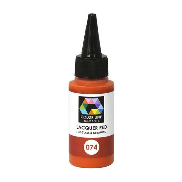 Color Line Pen - Lacquer Red - 62g / 2.2oz