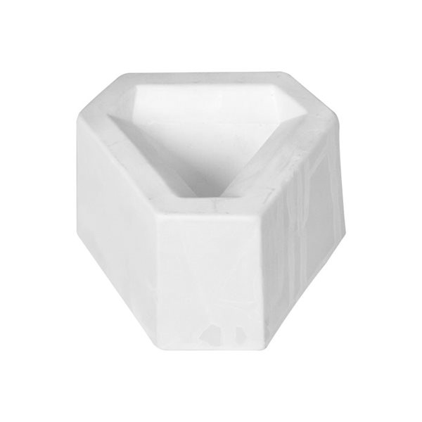 Pyramid 3-Sided - 16x14x10cm - Casting Mould
