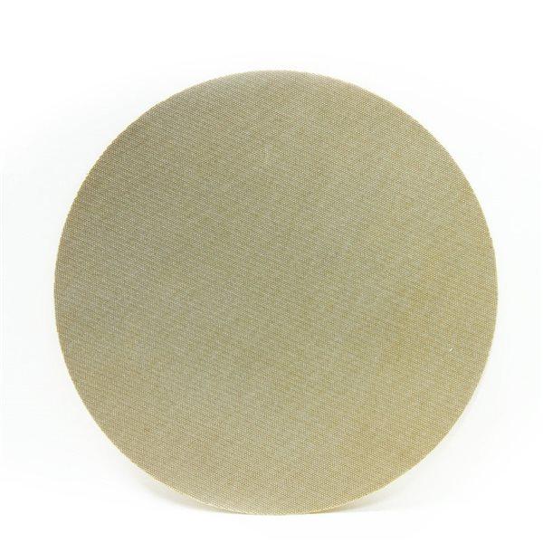 """Diamond Pad - 8""""/203mm - 200 grit - Self-Adhesive"""