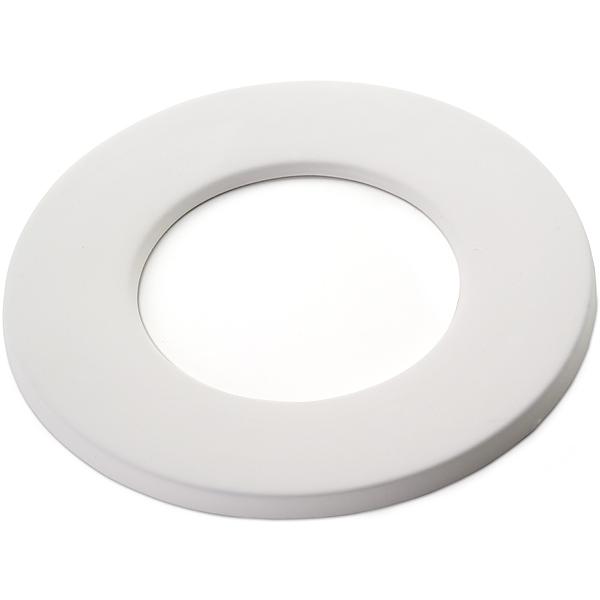 Drop Out Ring - 22.7x1.1cm - Ouverture: 12.4cm - Moule pour Fusing