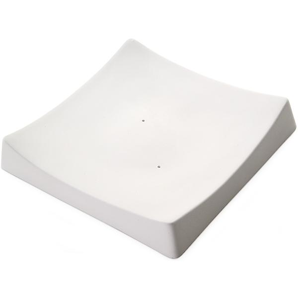 Square Slumper A - 21.2x21.5x3.7cm - Fusing Form