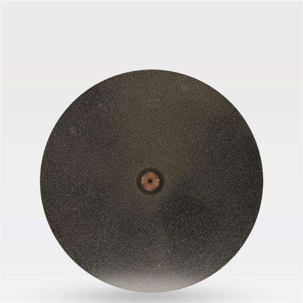 "Diamond Pad - 16""/406mm - 80 grit - Magnetic"