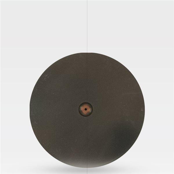 "Diamond Pad - 14""/355mm - 500 grit - Magnetic"