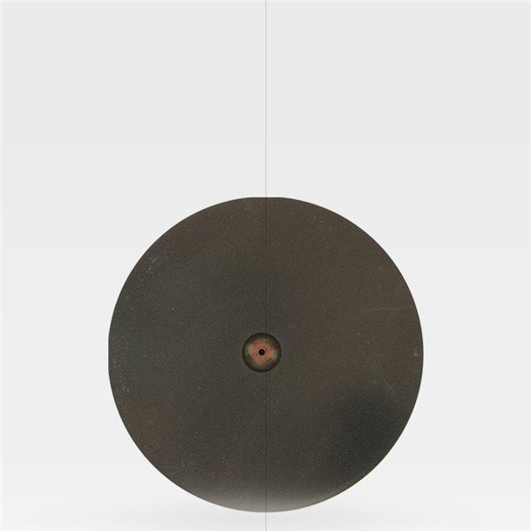 "Diamond Pad - 12""/305mm - 500 grit - Magnetic"