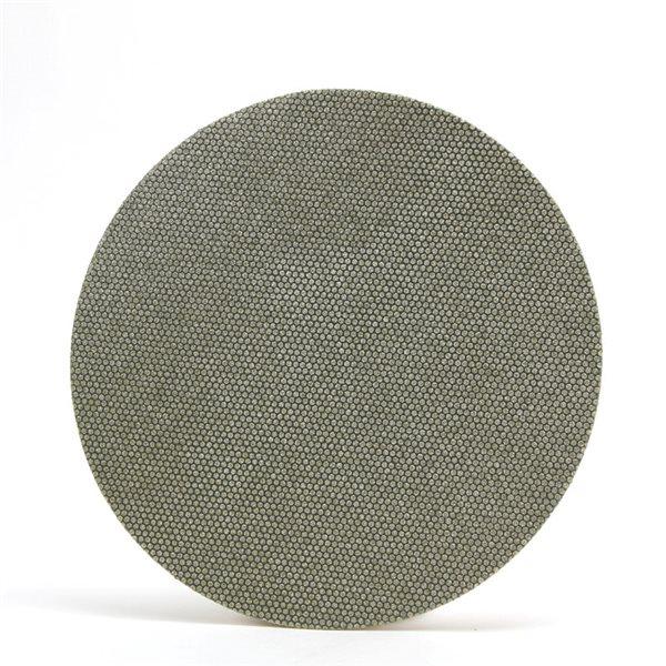 """Diamond Pad - 8""""/203mm - 70 grit - Self-Adhesive"""