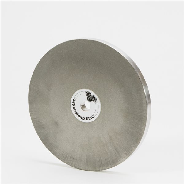 "Diamond Disc - 6""/152mm - 360 grit"
