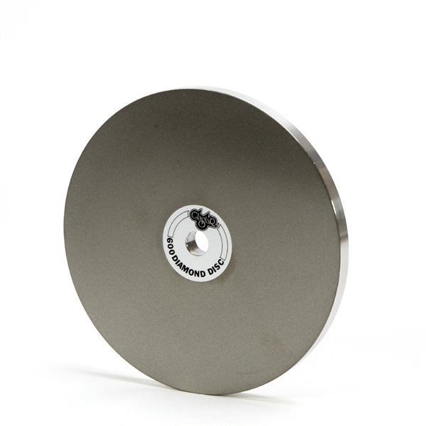 "Diamond Disc - 6""/152mm - 600 grit"