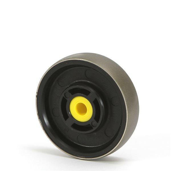 "Diamond Radius Wheel - 4""/102mm - 360 grit"