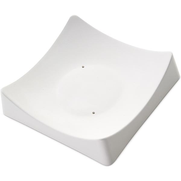 Square Slumper B - 13.3x13.6x3.3cm - Fusing Form