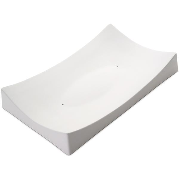 Rectangular Slumper - 31x18.8x4.4cm - Fusing Form