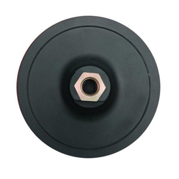 Klettunterlage für Pneumatischen Winkelschleifer - Suhner LXB10 - 50mm