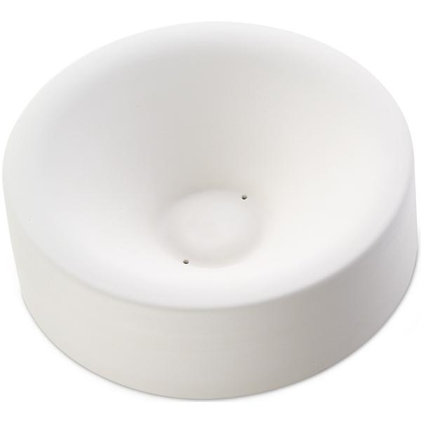China Soup Bowl - 18.9x5.5cm - Basis: 4.8cm - Fusing Form