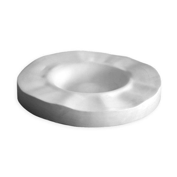 Wavy Soft - 45.7x6.7cm - Basis: 24.5cm - Fusing Form