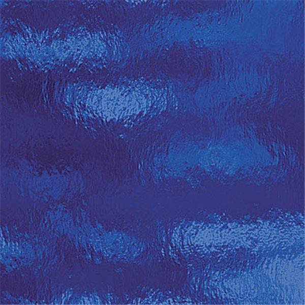 Spectrum Dark Blue - Rough Rolled - 3mm - Non-Fusing Glas Tafeln