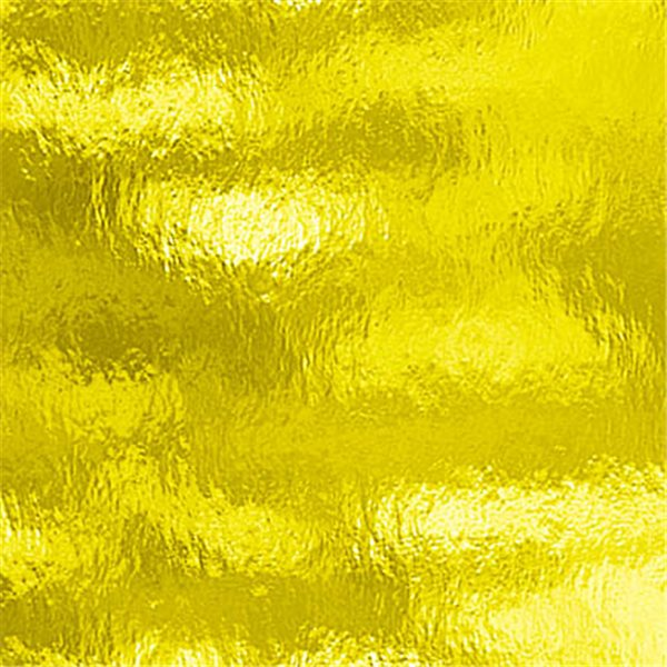 Spectrum Yellow - Rough Rolled - 3mm - Non-Fusing Glas Tafeln