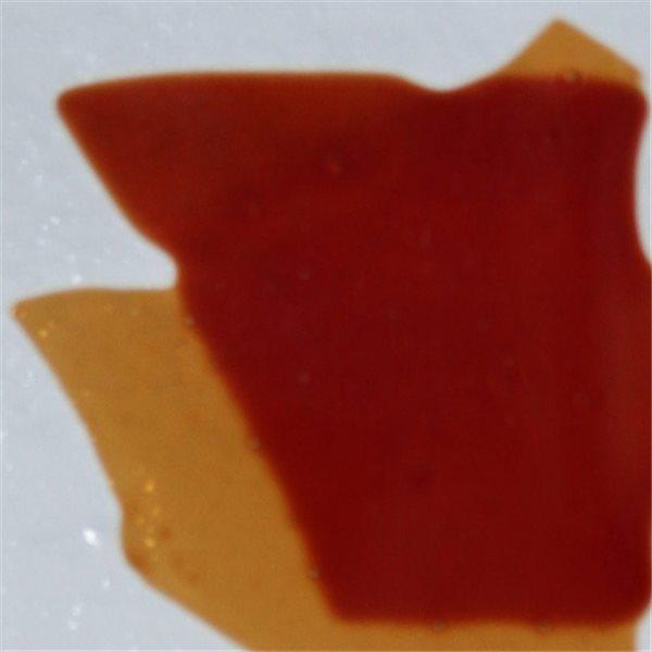 Confetti - Opaque Red Extra Dense - 400g - für Floatglas