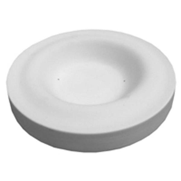 Jupiter - Soup Bowl - 27.3x3.9cm - Basis: 16cm - Fusing Form