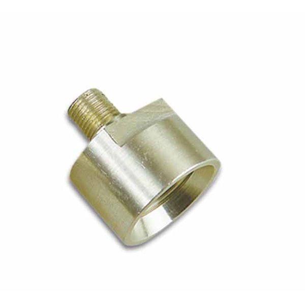 Adapter für Glasbohrer -1/2 Zoll Belgisches Gewinde zu 10mm Gewinde