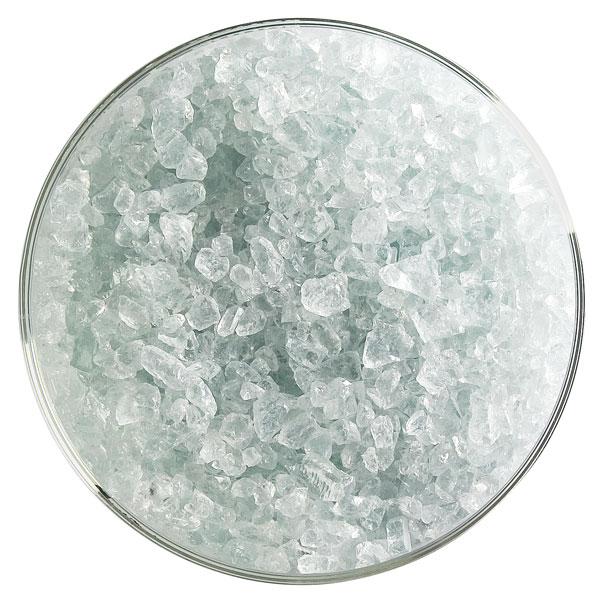 Bullseye Frit - Juniper Blue Tint - Grob - 2.25kg - Transparent