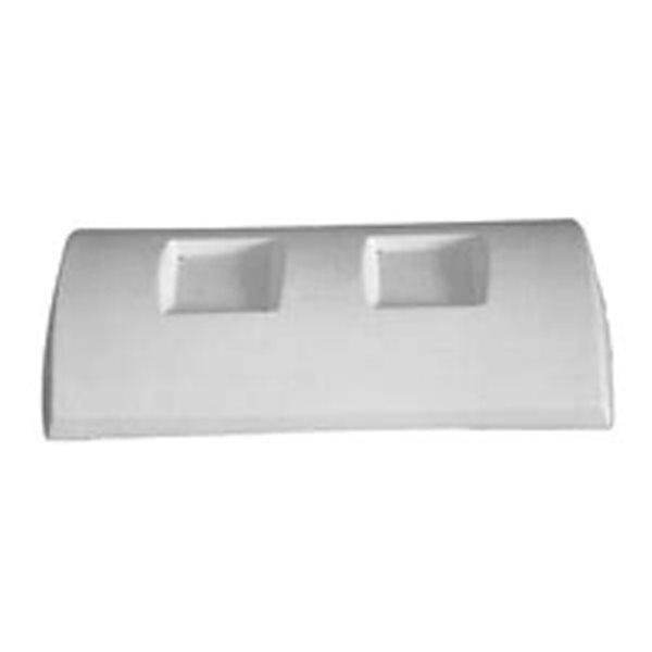 Candle Bridge - Two - 27x14.9x4.3cm - Öffnung: 5.5x1cm - Fusing Form