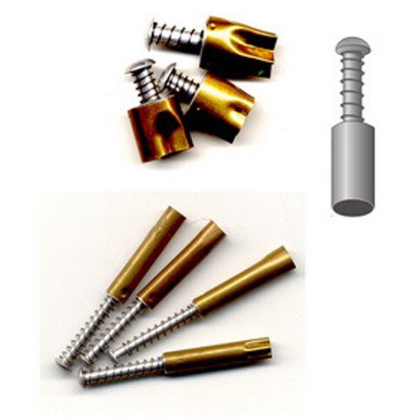 Ausstechformen - Durchm: 12.5mm - 4 Formen