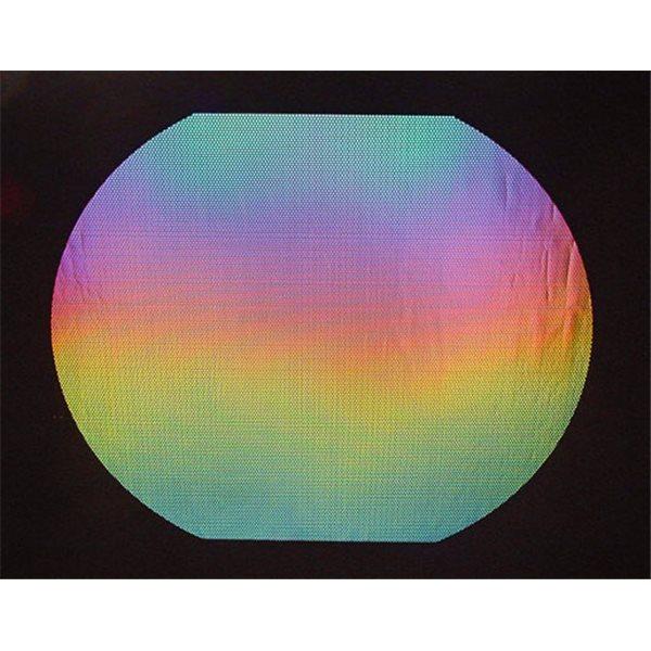 Dichroic - Dots 1 - Rainbow - 1/4 Tafel