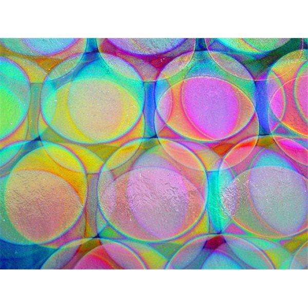 Dichroic - Balloons 3 - Mixture - 1/4 Tafel