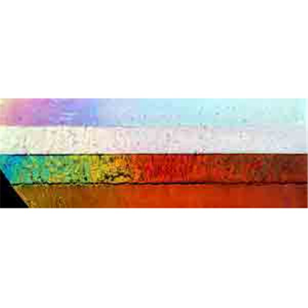Dichro Slide - Rainbow - 5x20cm