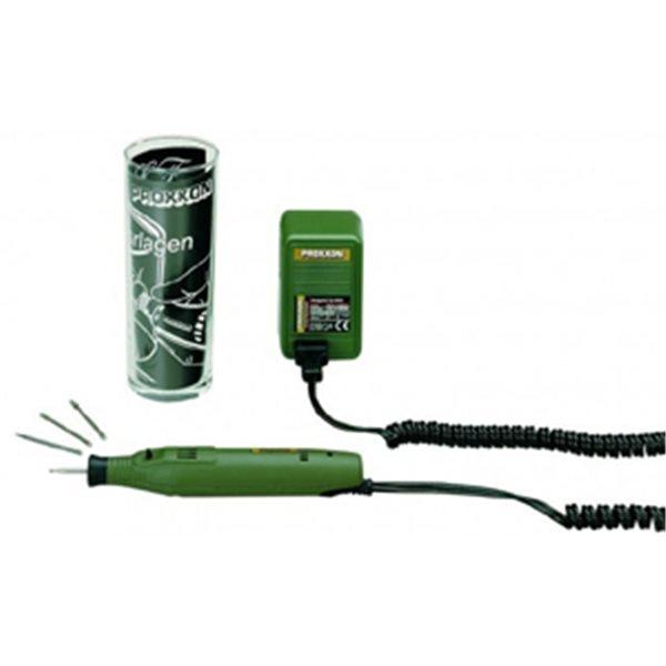 Proxxon GG12 - Gravierset mit Schleifstiften - 12V