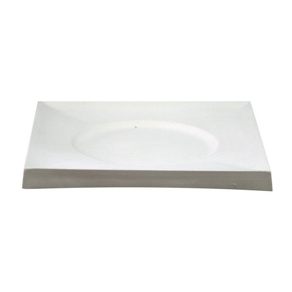 Casablanca - Dinner Plate - 31.4x31.4x2.7cm - Basis: 20x1cm - Fusing Form