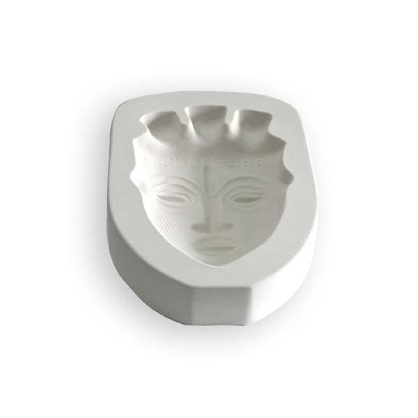 Mask Zeedah - 31.7x22.3x5.4cm - Öffnung: 25.9x17.1cm - Fusing Form