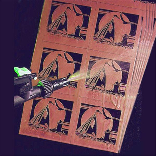 Ultra Vinyl - 10mil (250μ) - 25x30cm - 10 Blatt